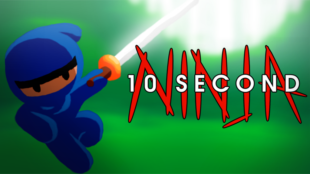 10 Second Ninja Indie Game