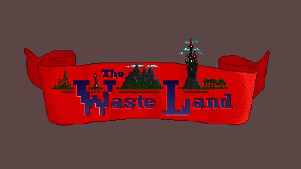 The Waste Land Main Logo
