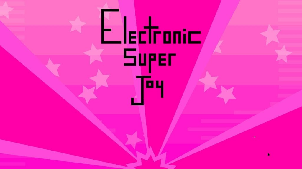 Electronic Super Joy Main Indie Game