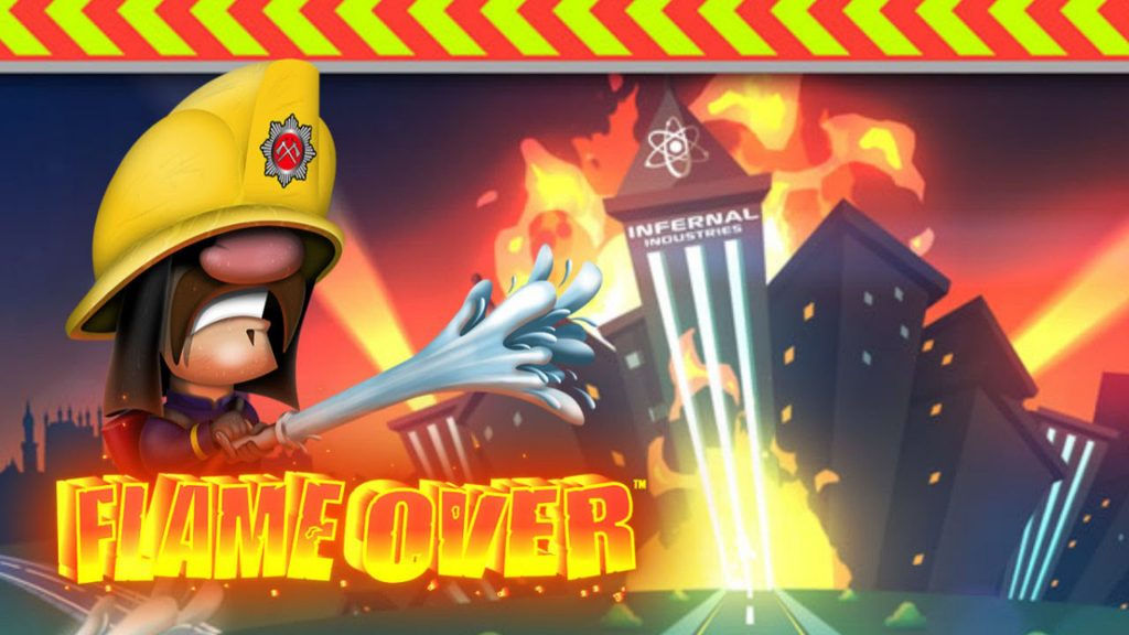 Games @EGX Rezzed – Flame Over – by Laughing Jackal