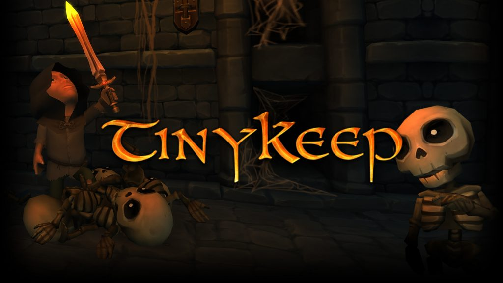 TinyKeep PC Main Pose 1