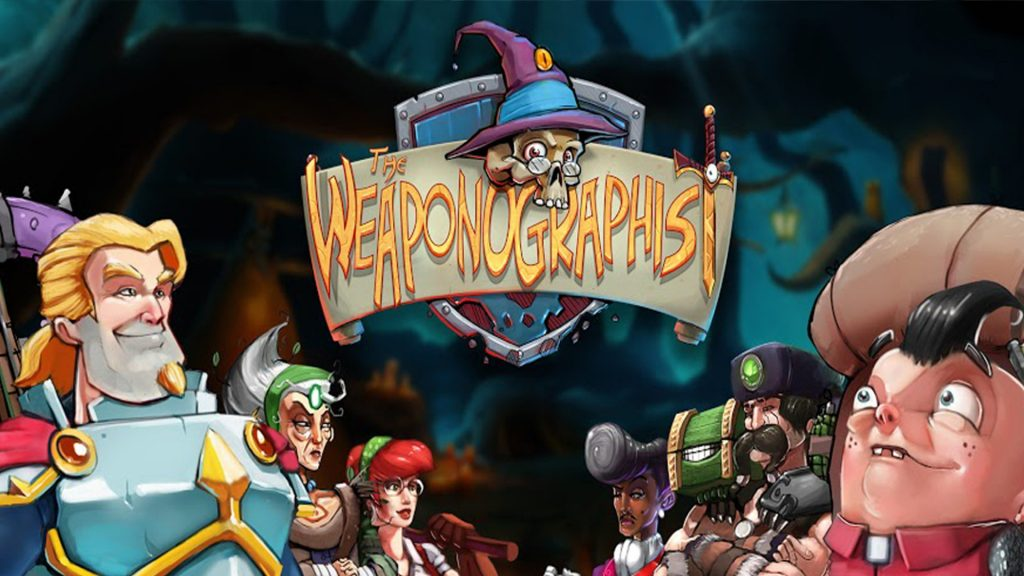 Games @ EGX REZZED – The Weaponographist – By Puuba