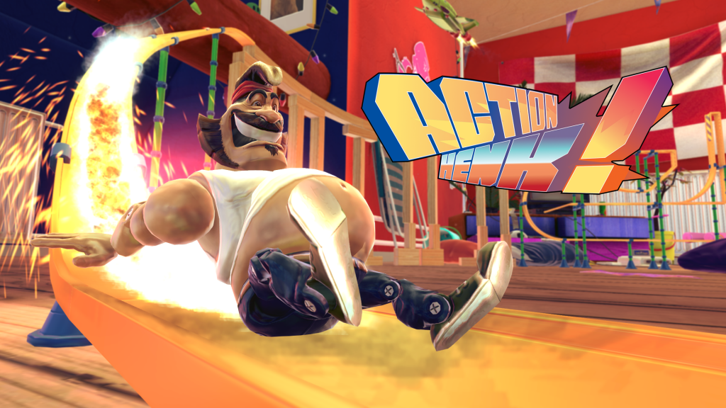 Action Henk Main Indie Game