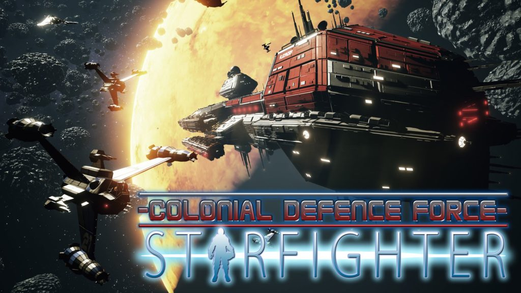 Battle Among The Stars with MAG Studios' CDF Starfighter