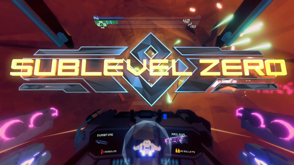 Sublevel Zero – SIGTRAP Games – Indie-ducing & Review