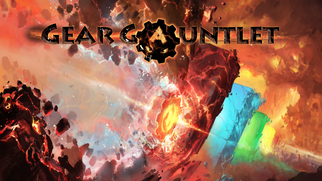 Gear Gauntlet – Breaks out on Steam