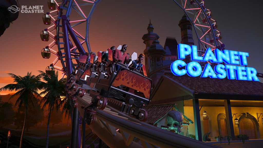 [Indie-ducing] – Planet Coaster – Frontier Developments