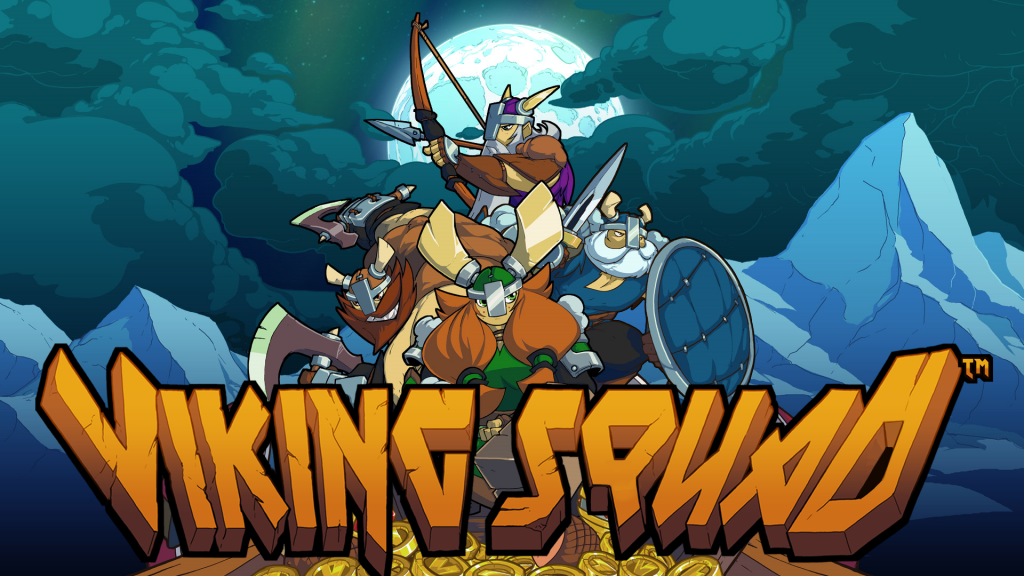 [Indie-ducing] – Viking Squad – Slick Entertainment Inc.