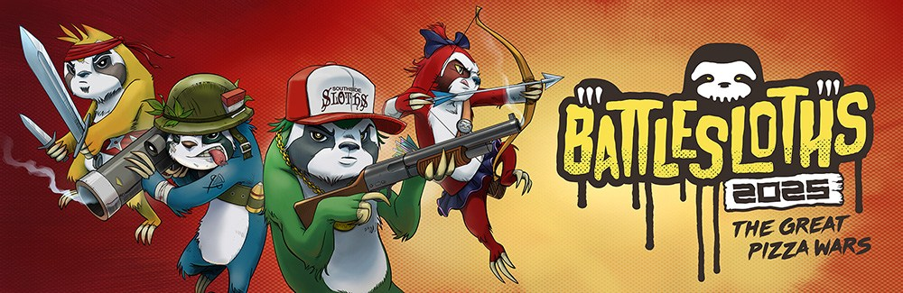 [Indie-Ducing] Battlesloths – @InvisibleThrill – #IndieDevHour