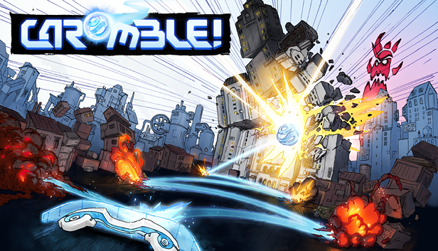 [Indie-Ducing] – Caromble! – @Caromble – #IndieDevHour