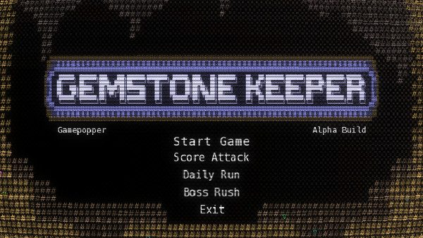 [Indie-Ducing] – Gemstone Keeper – @GAMEPOPPER – #IndieDevHour