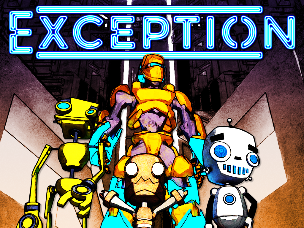 [Indie-Ducing] – Exception – @TraxmasterSoft – #Indiedevhour